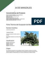 GUAYACAN DE MANIZALES