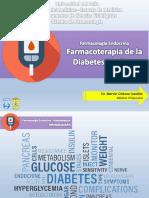 Farmacoterapia de la Diabetes Mellitus 2019
