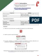 Avira AntiVir - Manual de Instalación