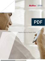 Mobile Security Report 2009