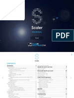 Scaler_Manual