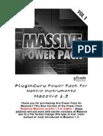 Massive Power Pack V1 READ ME