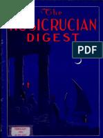 Rosicrucian Digest, February 1931