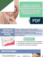 CONSENSO PMN EN PARTO PRETERMINO  CT (1).pptx