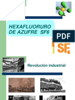 Hexafluoruro de Azufre. Presentación. REV 1