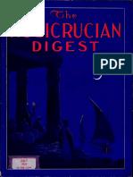 Rosicrucian Digest, July 1931