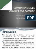 6 Telecomunicaciones Moviles Por Satelite