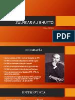 Zulfikar Ali Bhutto - Paola Tapiero