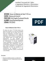 Sensor de Medición de Color Ft 55-cm