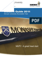 MUFY Student Guide