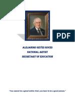 Alejandro Reyes Roces