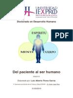 Del paciente al ser humano