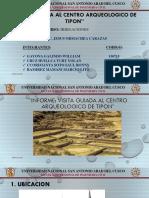 INFOME DE VISITA GUIADA AL CENTRO ARQUEOLOGICO DE TIPON.pdf