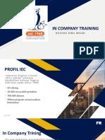 IEC COMPANY TRAINING for BI Bosowa