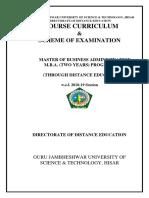 MBA DE New 2018-19 _13032019