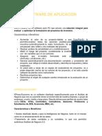 SOFTWARE DE APLICACION.docx