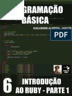 Programação Básica - Introdução ao Ruby Parte 1