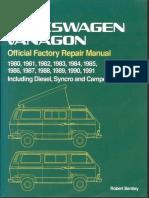 Volkswagen Vanagon Official Factory Repair Manual80-91.pdf