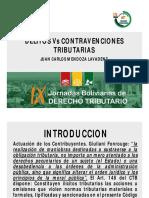 9. Juan Carlos Mendoza Lavadenz - Bolivia