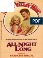 (Sweet Valley High 5) Pascal, Francine - All Night Long.epub