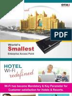 OTAi - Presentation Hotel