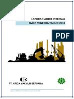 Laporan SMKP Audit Internal_PT.  KMB.docx