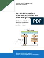 Intermodal container transport logistic.pdf