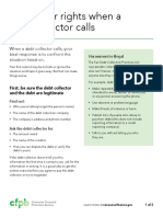 Know Your Rights When a Bill Collector Calls-Consumer Financial Protection Bureau