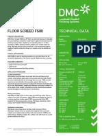 DMC-Floor-Screed-FS80