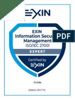 EXIN Information Security Management Expert.pdf