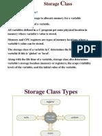Storage Class