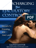 Lloyd Lester, Ejaculation By Command eBook