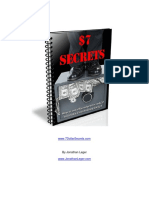 7 Dollarr Secrets