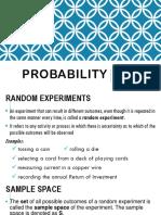 Probability!