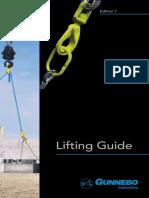 GUNNEBO Lifting Guide
