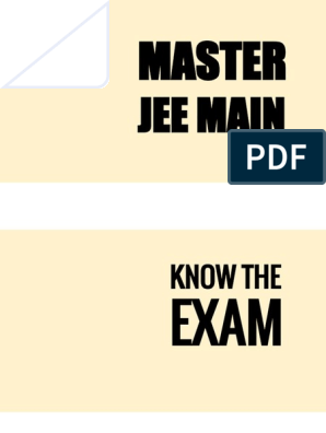 99 score inside jee mains 2020 effectuation how populous marks