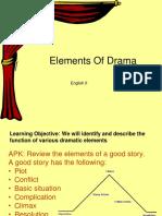 Elements Of DramaEDI.ppt