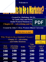 15 Marketer Game
