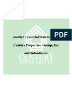 Audited Financial Statements analysis