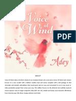 Soundiron - Voice of Wind Adey - User Manual - v1.0