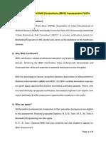 IBSC FAQs(1)