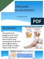 PROLANIS neuropati.pptx