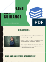 Guidance and Disipline