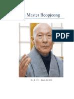 Sŏn Master Beopjeong