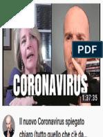 2 coronavirus chiaro