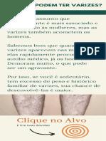 Homens Podem Ter Varizes_ - Dr. ALEXANDRE AMATO