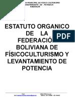 ESTATUTO RIBERALTA FISICOCULTURISMO.doc