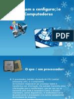 Montagem e configuração de um computador