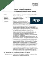 RTFM Sucesos estocásticos en la detección mediante Sistemas Inteligentes de Detección Térmica de Incendios Forestales y su análisis mediante. 2010