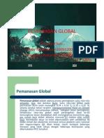 4. Presentasi Pemanasan Global